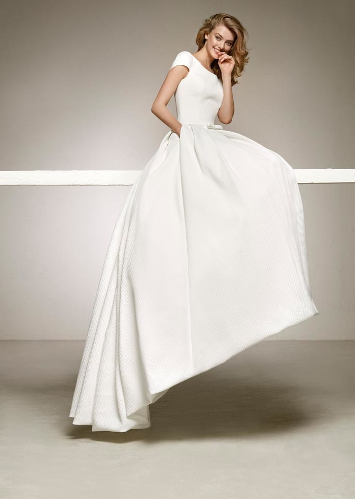 Pronovias Wedding Dress DEBAIL-D