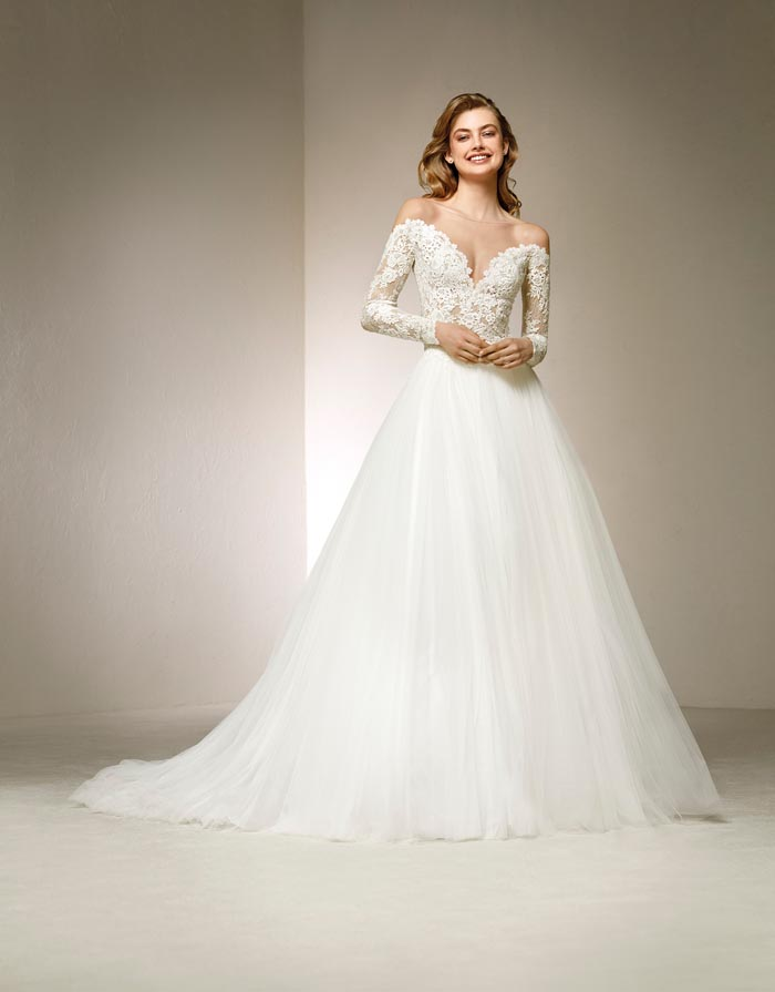 Pronovias Wedding Dress DIVINA-B