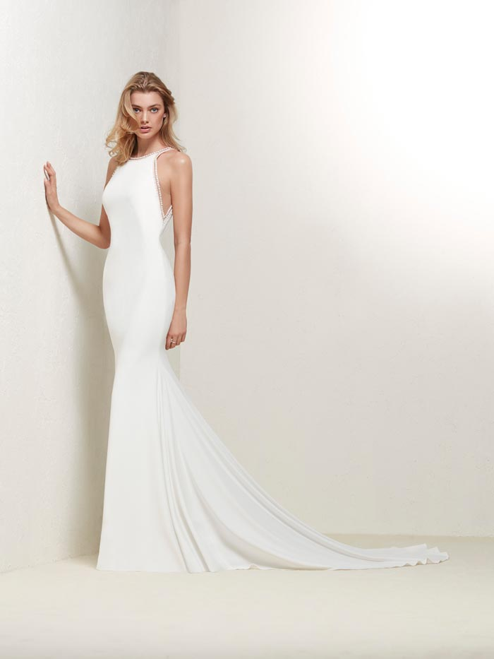Pronovias Wedding Dress DRABEA-B