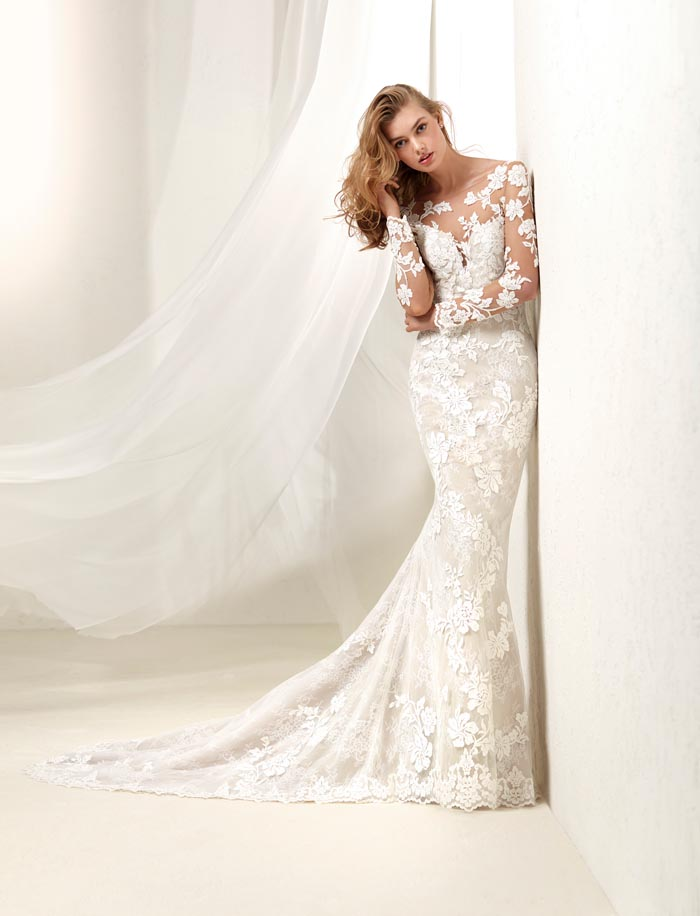 Pronovias Wedding Dress DRAFNE-B
