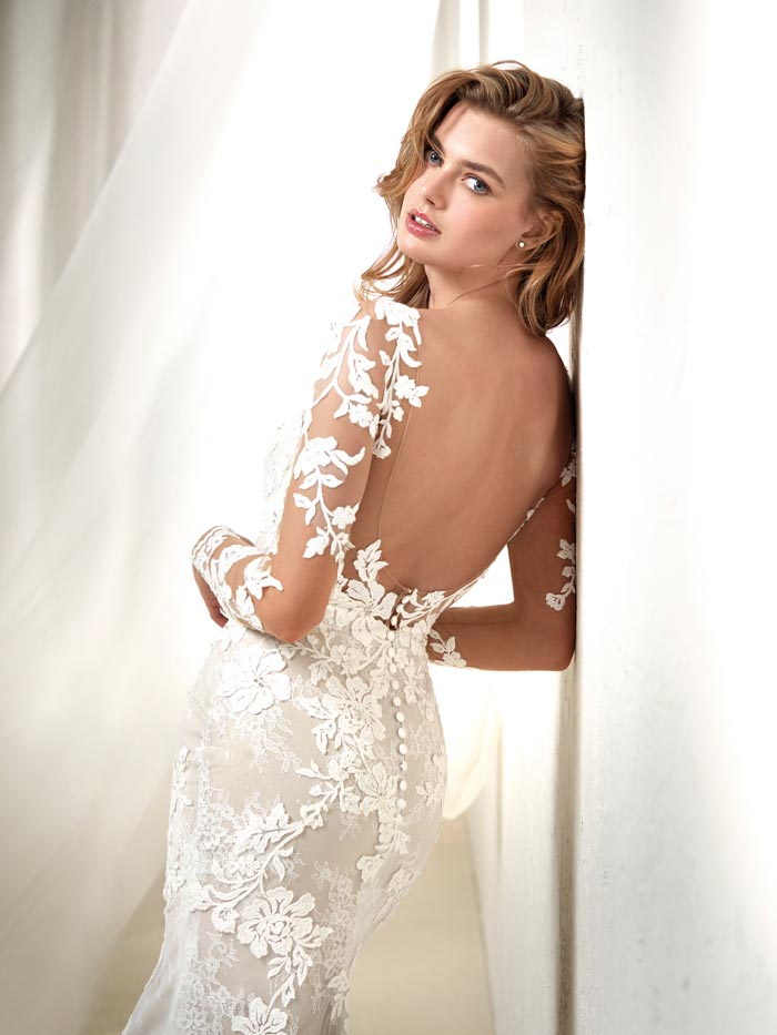 Pronovias Wedding Dress DRAFNE-D