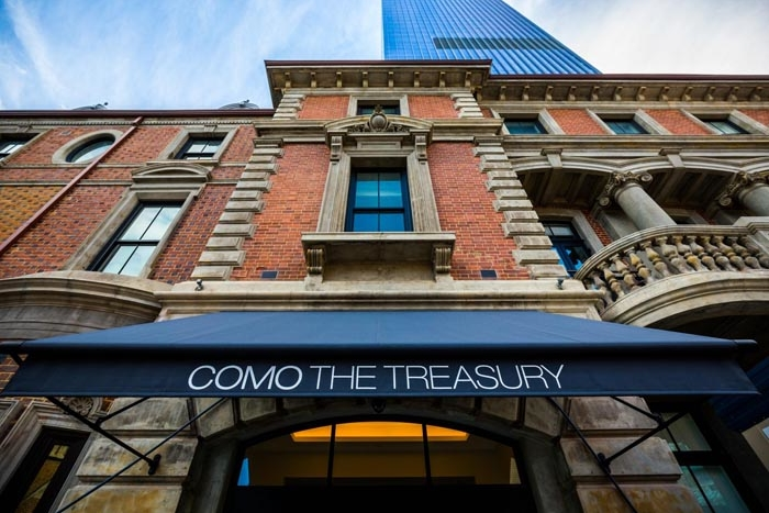 2a. COMO The Treasury