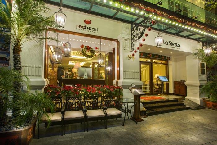 4a. Hanoi La Siesta Hotel & Spa