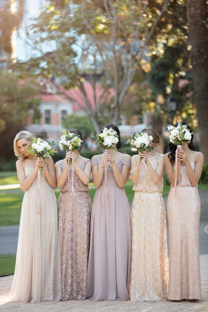 551da9131d8b This neutral palette really allows your friends to make their personal  choice of dress, while still staying within your chosen colour scheme.