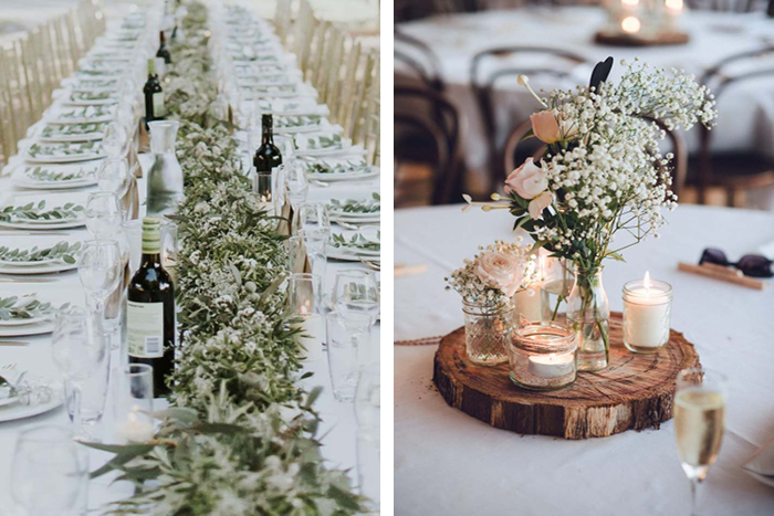 15 Simple Ways To Style A Vintage Wedding Reception