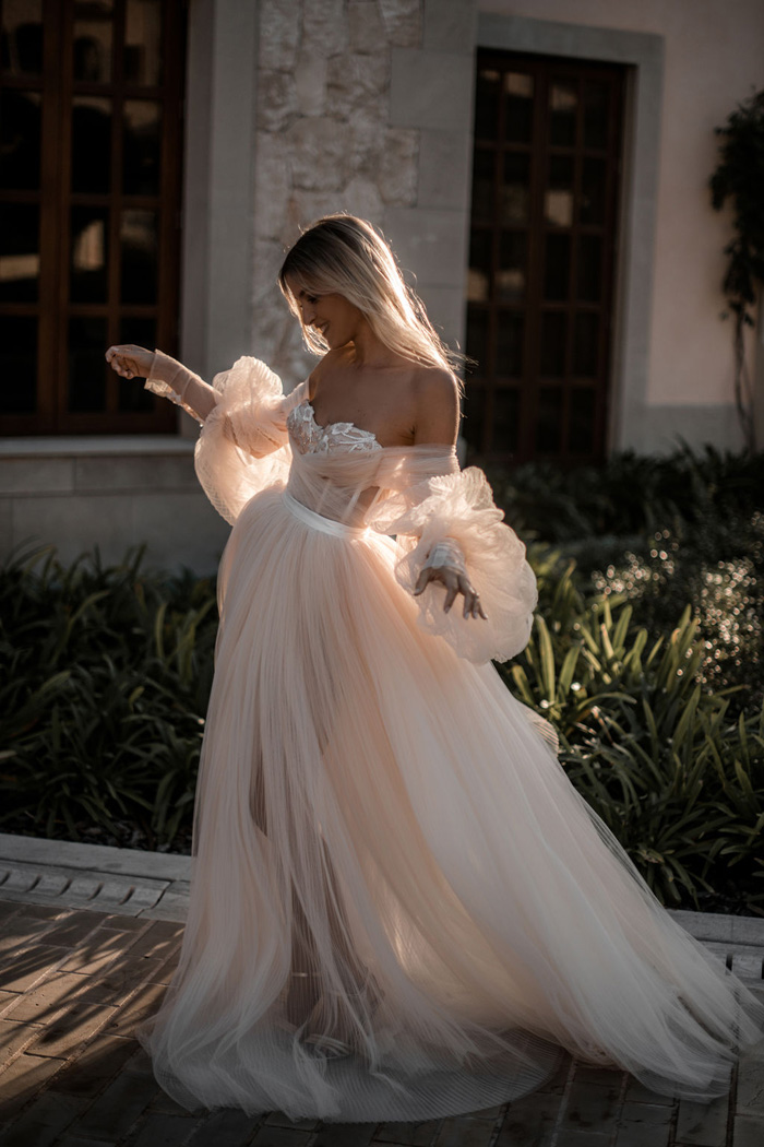 Dreamy Wedding Gowns - Bellina