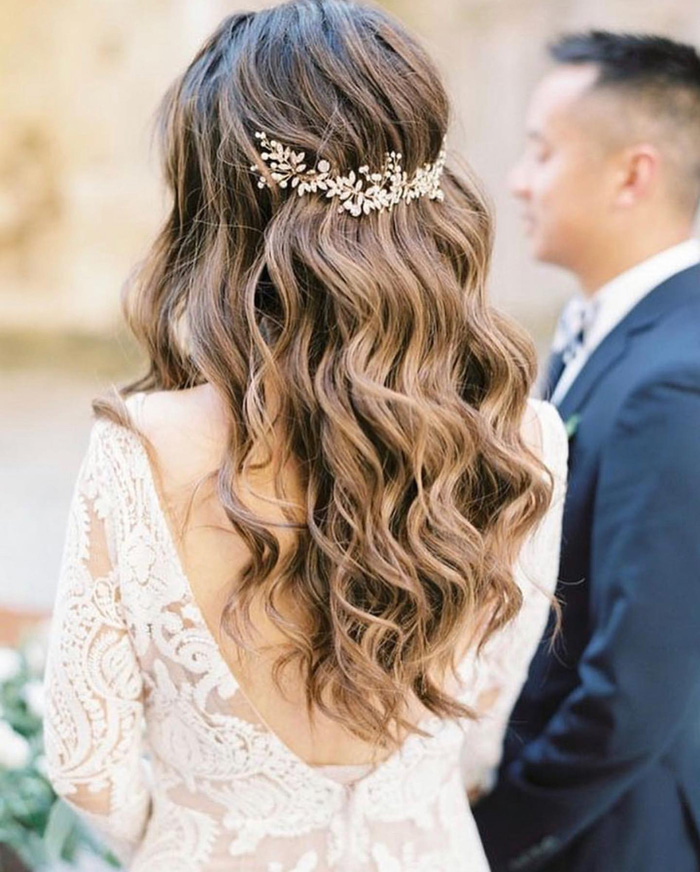 Wedding Hairstyle Trends 2019: 2020's Hair And Beauty Trends