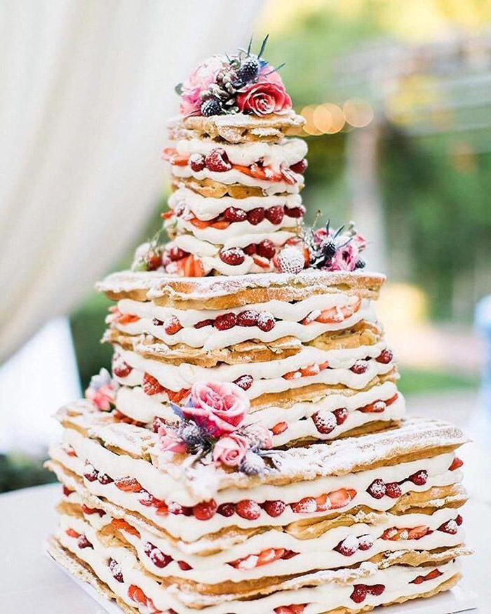 Alternatives To Wedding Cake