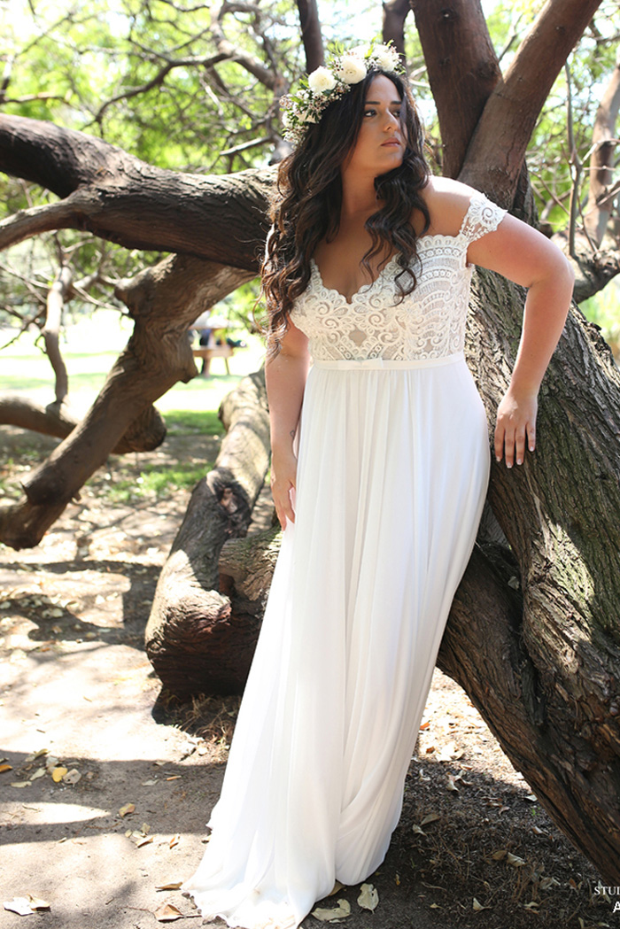 Curvy Wedding Dresses