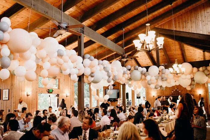 Our Favourite Balloon Decor Ideas Modern Wedding