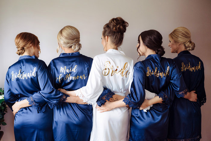 Our Favourite Getting Ready Robes