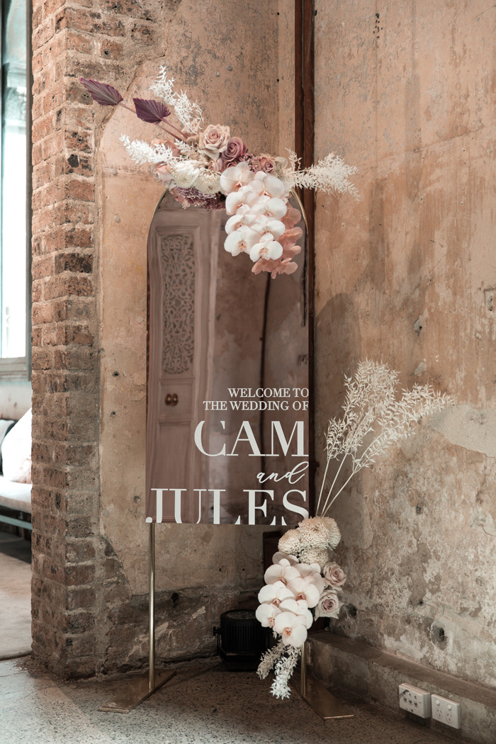 Jules and Cam's Wedding