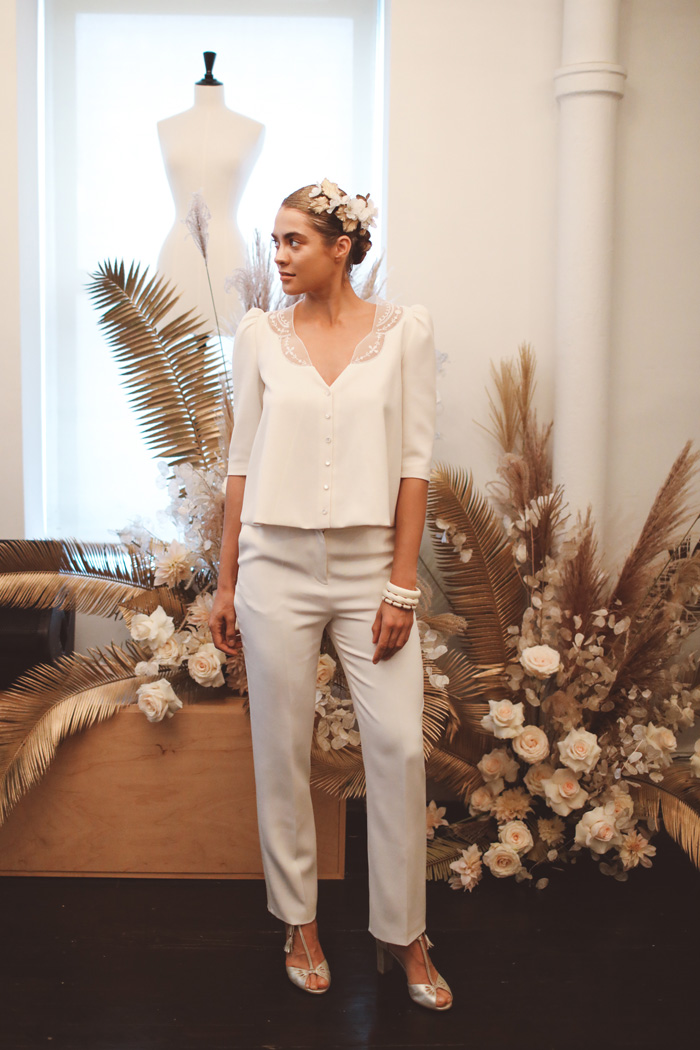 Wedding Suits For The Modern Bride