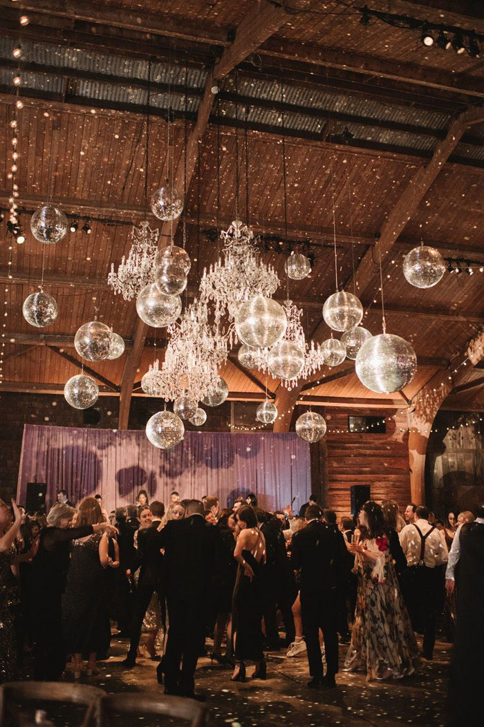 Wedding Light Décor