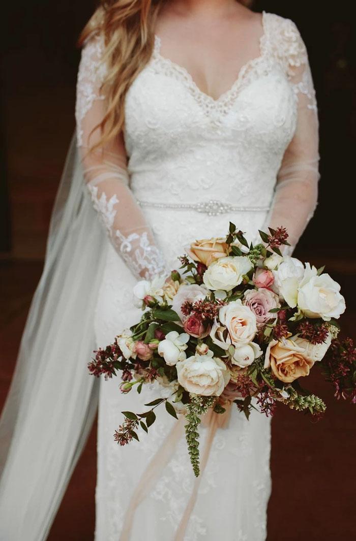Boho Bridal Bouquets