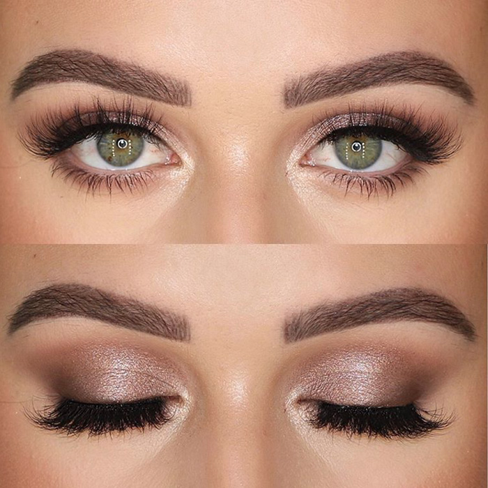 Our Guide For Applying Your Own Wedding Makeup - Modern ...