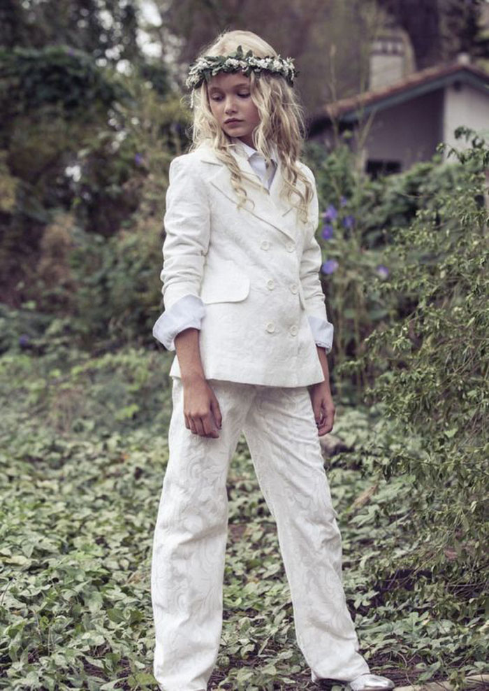 Unique Flower Girl Outfits