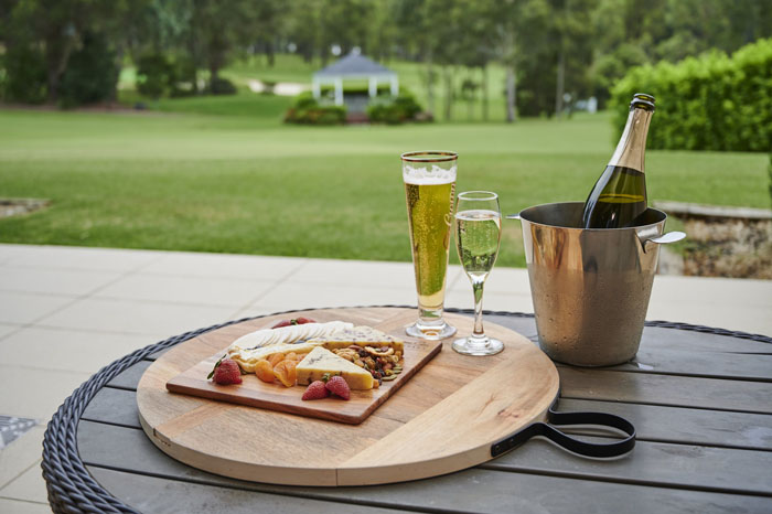 Fall in love with the gorgeous Chateau Elan Hunter Valley