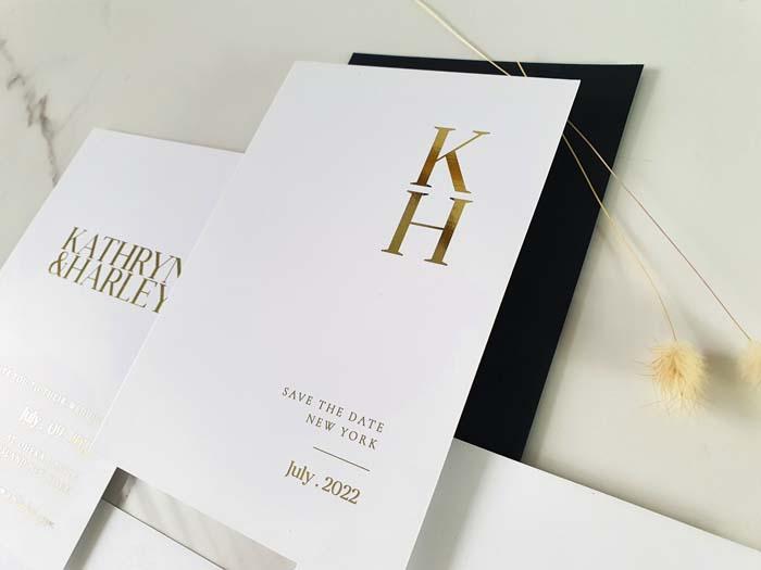 Luxury Wedding Invitations You Need To See