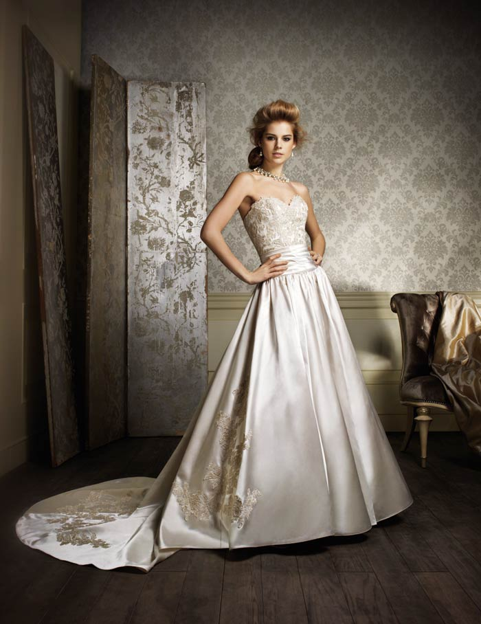 Alfred-Angelo-wedding-gown