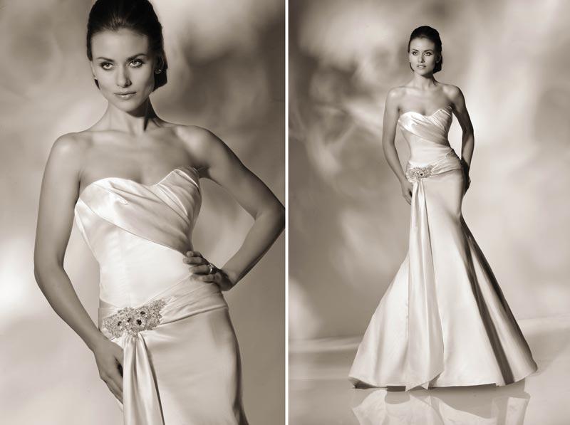 Cristiano Lucci Wedding Dress 'Charlize'