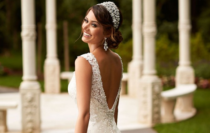 Stella York Spring 2015 Collection Feature